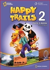 Obrazek Happy Trails 2 Pupil's Book For Students with CD-AUDIO