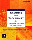 Obrazek Grammar & Vocabulary CAE & Proficiency+key New