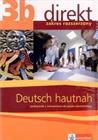 Obrazek Direkt 3B Hautnah podręcznik poziom rozszerzony z CD