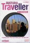 Obrazek Matura Traveller  Pre-Intermediate  Workbook z CD