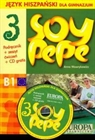 Obrazek Soy Pepe 3 Podręcznik + Ćwicznia + CD