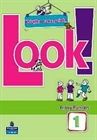Obrazek Look PL 1 Teacher's Book