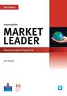Obrazek Market Leader 3ed Intermediate Practice File z CD
