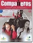 Obrazek Companeros 1 podręcznik +CD