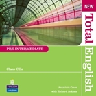 Obrazek Total English NEW Pre-Inter Class CD