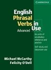 Obrazek English Phrasal Verbs in Use Self-study Advance + key