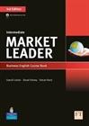 Obrazek Market Leader 3ed Intermediate Course Book z DVD