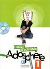 Obrazek Adosphere 1 ćwiczenia + CD