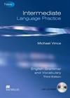 Obrazek Intermediate Language Practice NEW z CD no key