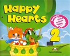 Obrazek Happy Hearts 2 Pack (Pupil's Book + MultiROM)