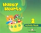 Obrazek Happy Hearts 2 Activity Book
