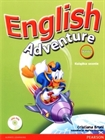 Obrazek English Adventure REF Starter SB +DVD