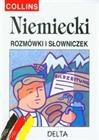 Obrazek Rozmówki niemieckie i słowniczek COLLINS/2012