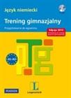 Obrazek Trening Gimnazjalny +CD J. Niemiecki 2012