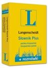 Obrazek Słownik PLUS pol-hiszp-pol +rozmówki /2012