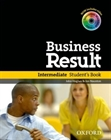 Obrazek Business Result Intermediate Student's Book with DVD-Rom
