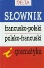 Obrazek Słownik Fran-Pol-Fran + gramatyka - 2012