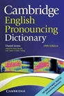 Obrazek Camb English Pronouncing Dictionary 18Ed PB