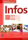 Obrazek Infos 2B podręcznik z ćwiczeniami +CD MP3