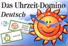 Obrazek ELI Das Uhrzeit Domino /gra językowa/