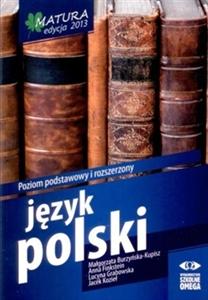 Obrazek Matura 2013 Język polski Poziom podstawowy i rozszerzony +CD