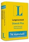 Obrazek Słownik PLUS polsko-francuski-polski + rozmówki