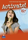 Obrazek Activate B1+ (Pre-FCE) Workbook no key z Multi ROM V2