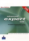 Obrazek Advanced Expert NEW Workbook z CD +key