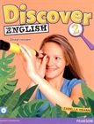 Obrazek Discover English 2 WB with CDR