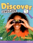 Obrazek Discover English 3 Workbook +CD-Rom (ćwiczenia)