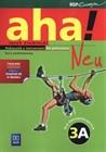 Obrazek AHA NEU 3a podr+ćwicz +CD +KOD podst /2013