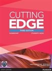 Obrazek Cutting Edge 3Ed Elementary Students' Book +DVD