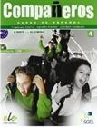 Obrazek Companeros 4 podręcznik +CD