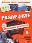 Obrazek Pasaporte 3 podręcznik +CD
