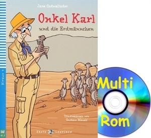 Obrazek Onkel Karl und die Erdmannchen książka +CD