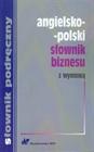 Obrazek WNT Słownik biznesu angielsko-polski z wymową