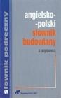 Obrazek WNT Słownik budowlany angielsko-polski z wymową