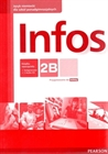 Obrazek Infos 2B REV książka nauczyciela +CD