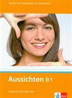 Obrazek Aussichten B1 Kursbuch +audio CD