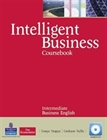 Obrazek Intelligent Business Intermediate Student's Book +CD