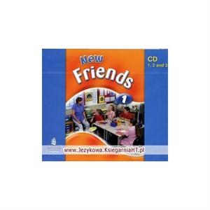 Obrazek Friends NEW 1 Class CD