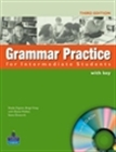 Obrazek Grammar Practice for Intermediate Students' Book z CD