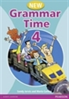 Obrazek Grammar Time NEW 4 Students' Book z CD-ROM