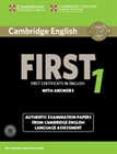Obrazek Camb English First 1 revised exam: Student's Pack