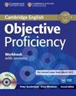 Obrazek Objective Proficiency 2ed Workbook with Answers and Audio CD