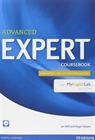 Obrazek Advanced Expert 3ed Coursebook with MyEnglishLab