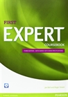 Obrazek First Expert 3ed Coursebook with Audio CD