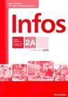 Obrazek Infos 2A Książka nauczyciela +TMCD+AudioCD