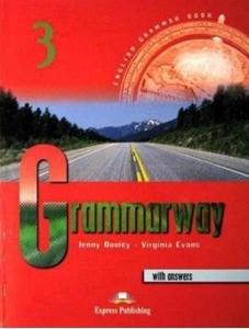 Obrazek Grammarway 3 Student's Book+key