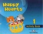 Obrazek Happy Hearts 1 Activity Book